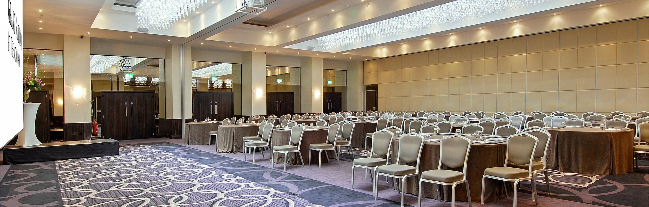 The Grand Ballroom at The Montcalm