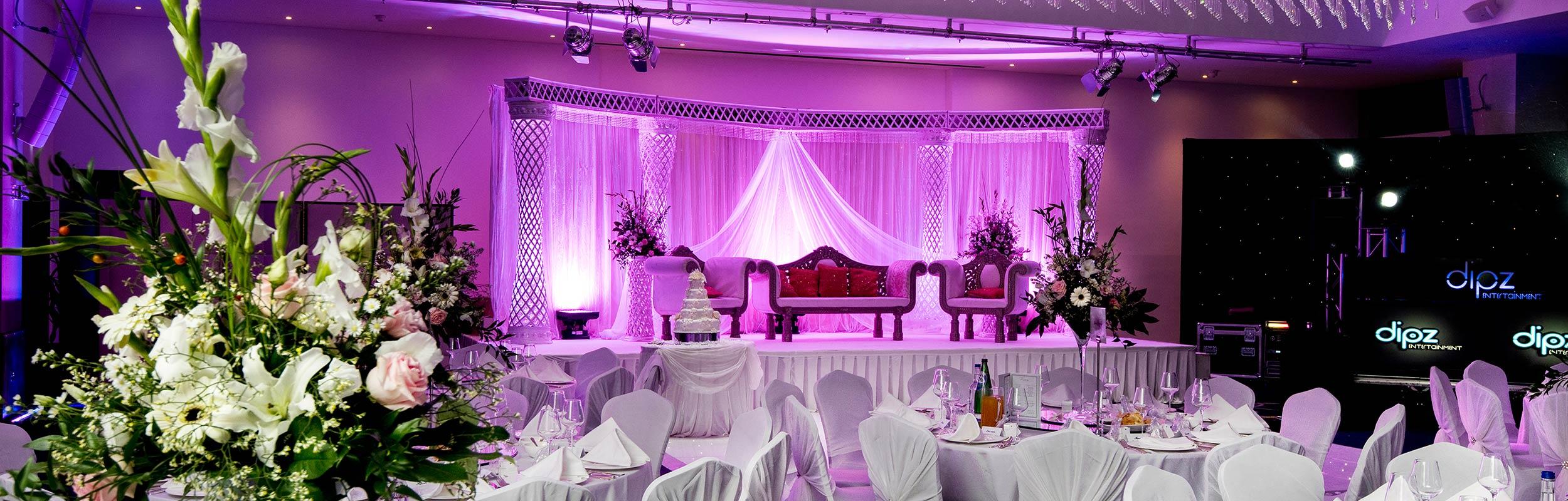 London wedding venues grand ballroom at the montcalm london for 27 devonshire terrace paddington london w2 3dp england